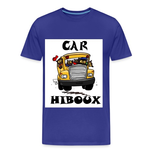 Car-Hibou - Men's Premium T-Shirt