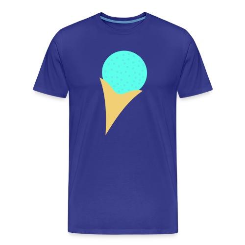 Bubble Gum Ice-Cream - Men's Premium T-Shirt