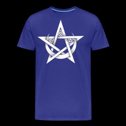 Silver Moon - Men's Premium T-Shirt