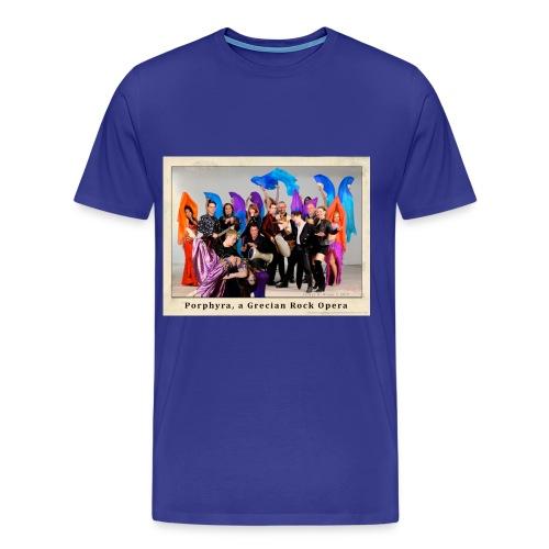 Porphyra Rock Opera mug1 - Men's Premium T-Shirt