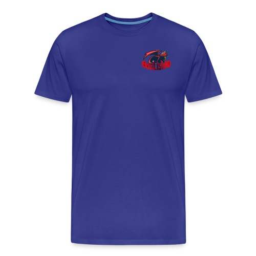 iBasiliskHD Main - Men's Premium T-Shirt