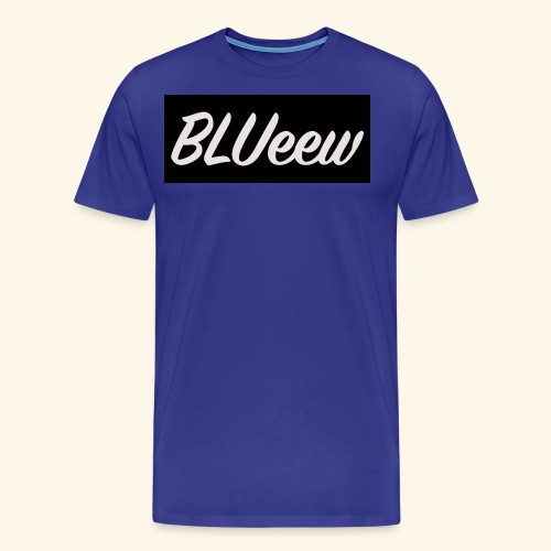 BLUeew - Men's Premium T-Shirt