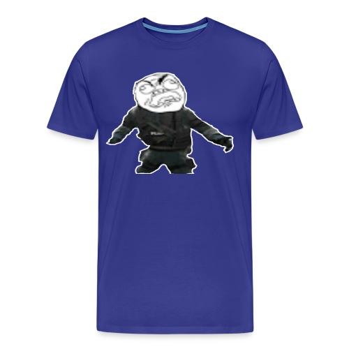 Stay Angry Logo - Men's Premium T-Shirt