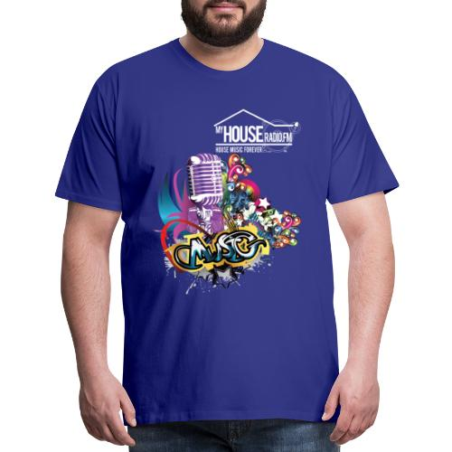MHR Mic II - Men's Premium T-Shirt