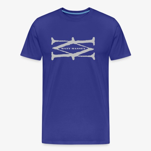 Matt Massey Logo - Men's Premium T-Shirt