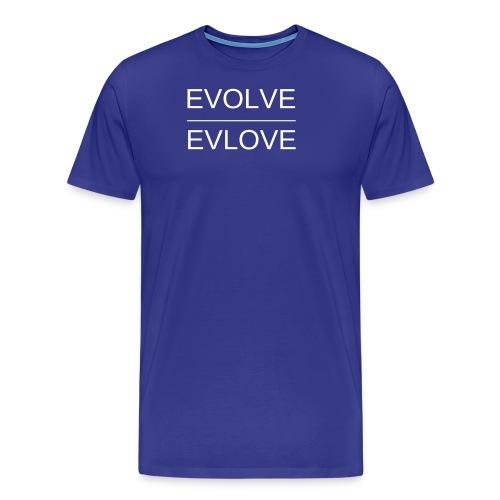 Classic White - Men's Premium T-Shirt