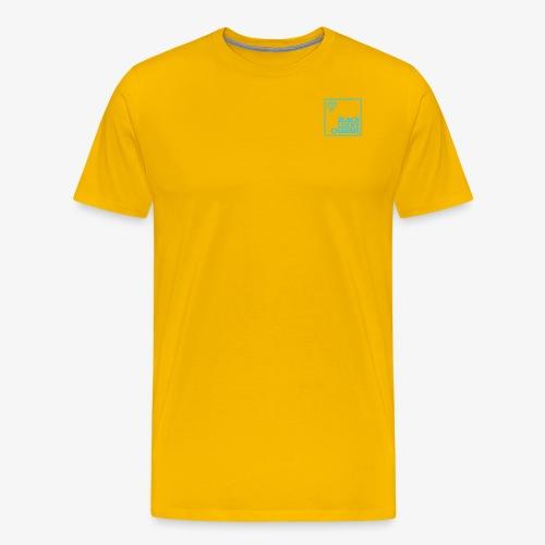 Black Luckycharmsshp - Men's Premium T-Shirt