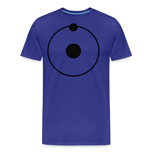 Watchmen: Dr Manhattan - Men's Premium T-Shirt