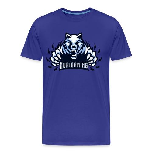 NuriGaming🐺 - Men's Premium T-Shirt