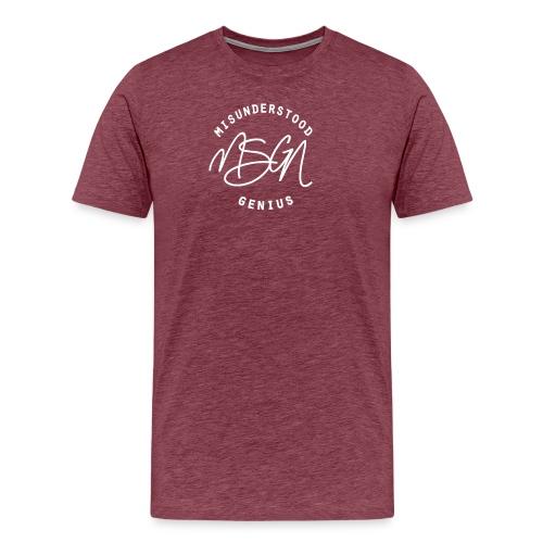 MSGN Logo - Men's Premium T-Shirt