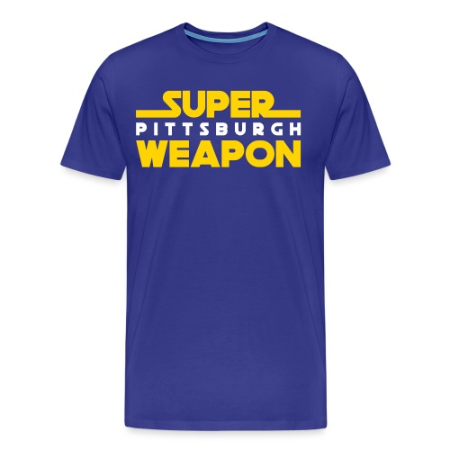 super weap - Men's Premium T-Shirt