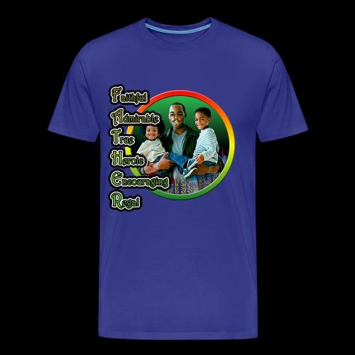 Father 01 - Men's Premium T-Shirt