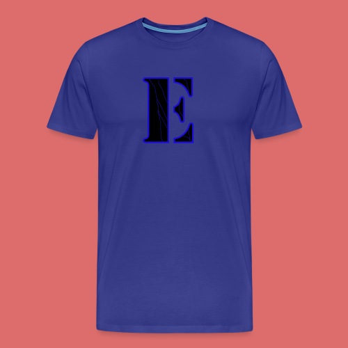 Limited Edition E logo - Men's Premium T-Shirt