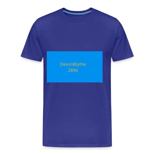 Devon t shirt - Men's Premium T-Shirt