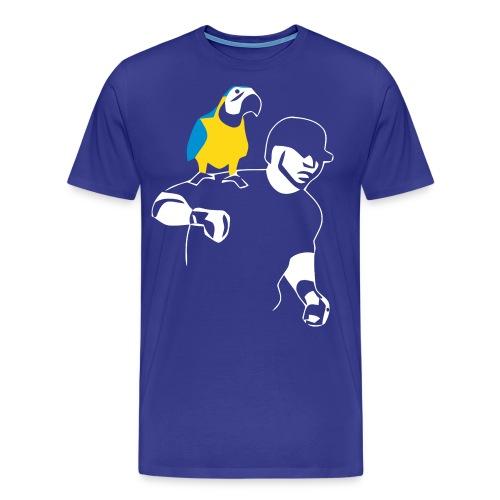 Edwing's Parrot - Men's Premium T-Shirt
