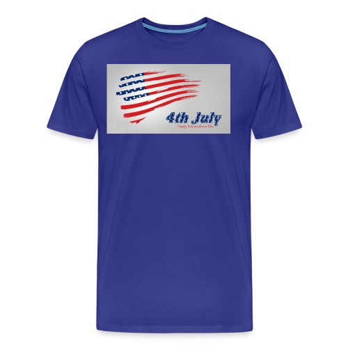 USA Independence Day 2 - Men's Premium T-Shirt