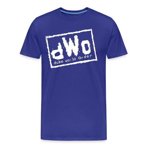 Duke World Order - Men's Premium T-Shirt