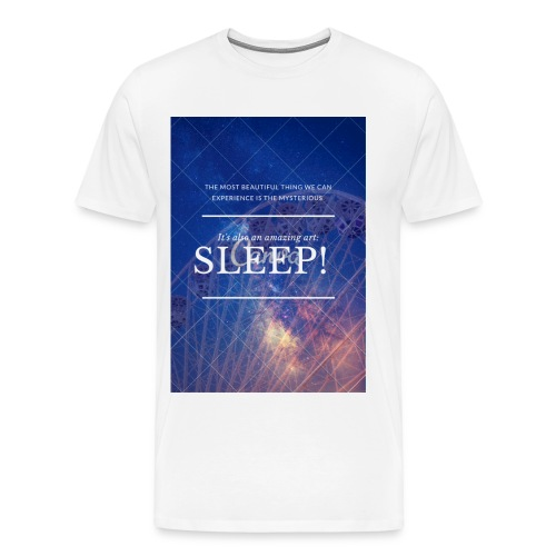 Sleep Galaxy by @lovesaccessories - Men's Premium T-Shirt