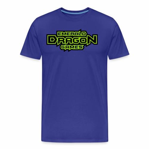 Emerald Dragon Games - Men's Premium T-Shirt