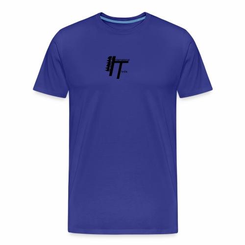 International thrills logo - Men's Premium T-Shirt