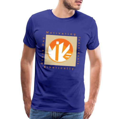 M.I.K.E Motivating Individuals - Men's Premium T-Shirt