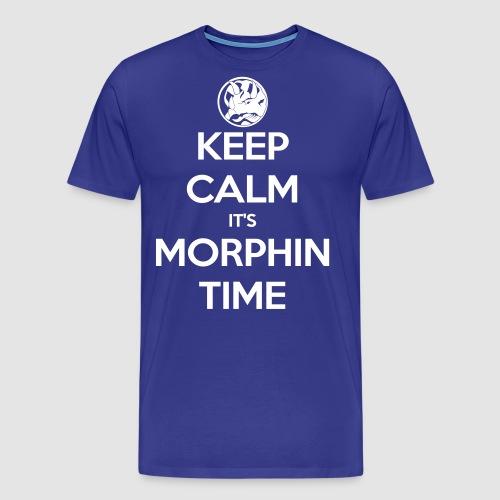 KCIMT Blue - Men's Premium T-Shirt