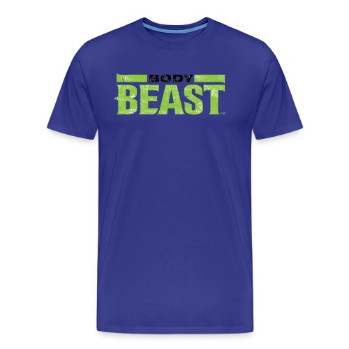 Body beast2 png - Men's Premium T-Shirt
