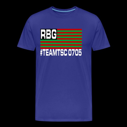 TeamTSC RBGFlag 2 - Men's Premium T-Shirt
