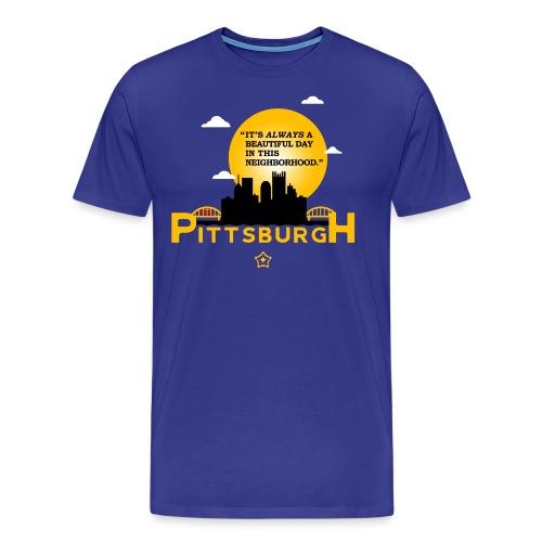 Final ItsAlways png - Men's Premium T-Shirt
