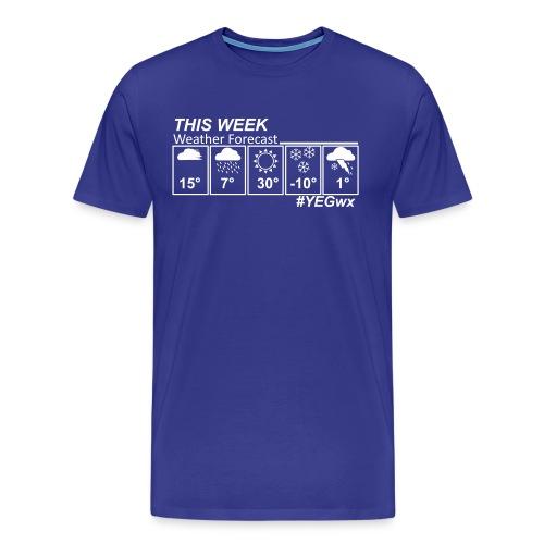 Yegwx - Men's Premium T-Shirt