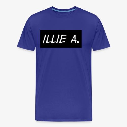 Illie A. Clothes - Men's Premium T-Shirt