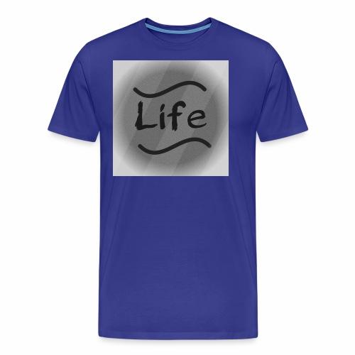 It's Just Life - Men's Premium T-Shirt