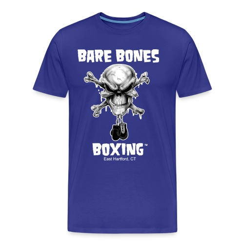 Bare Bones Boxing - Men's Premium T-Shirt