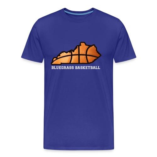 kybballWHITE gif - Men's Premium T-Shirt