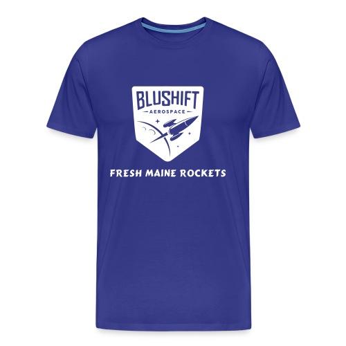 BluShift Maine - Men's Premium T-Shirt