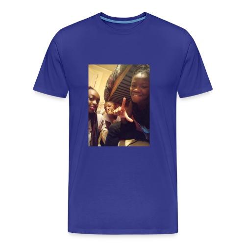 consert merge - Men's Premium T-Shirt