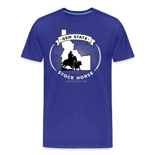 Sunburst Logo - Men's Premium T-Shirt