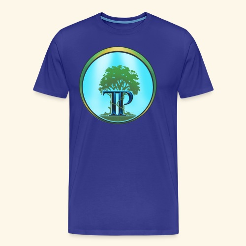 The Twin Powers Ring Logo - Men's Premium T-Shirt