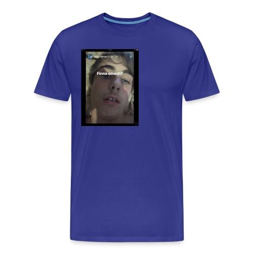 Finna Smesh? - Men's Premium T-Shirt