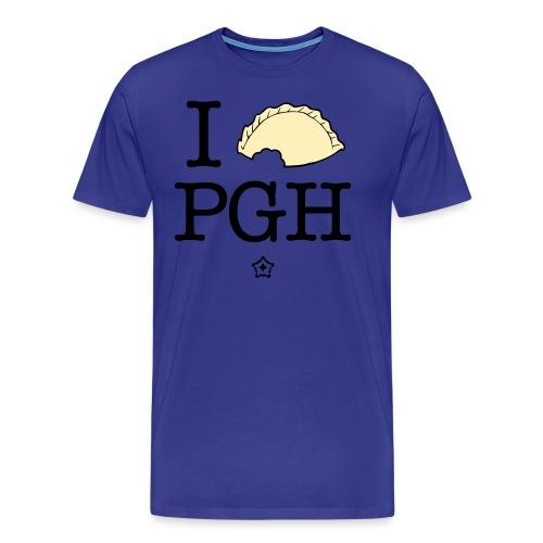 I pierog PGH - Men's Premium T-Shirt