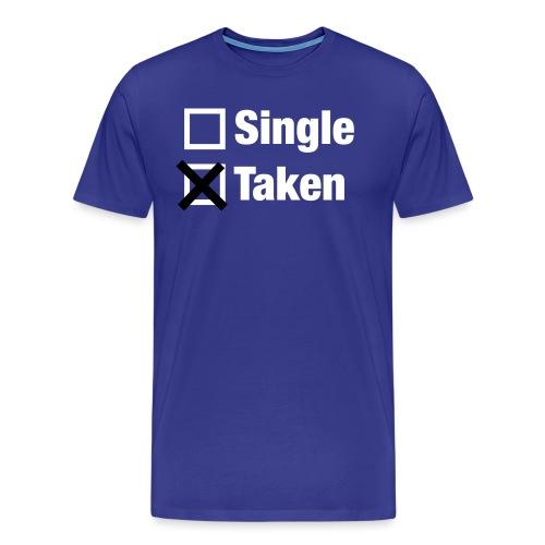 Taken - Men's Premium T-Shirt