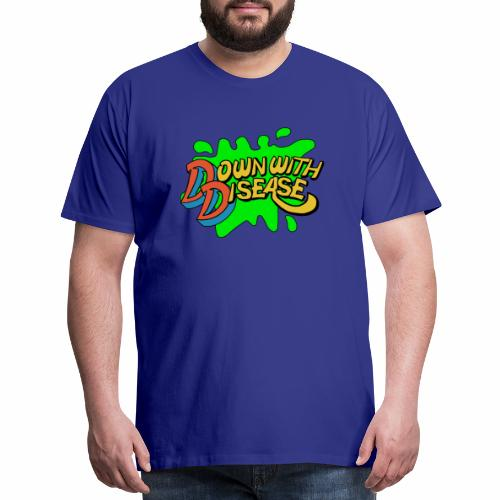 downwithdisease - Men's Premium T-Shirt