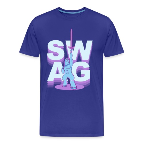 swag shirt0001 - Men's Premium T-Shirt