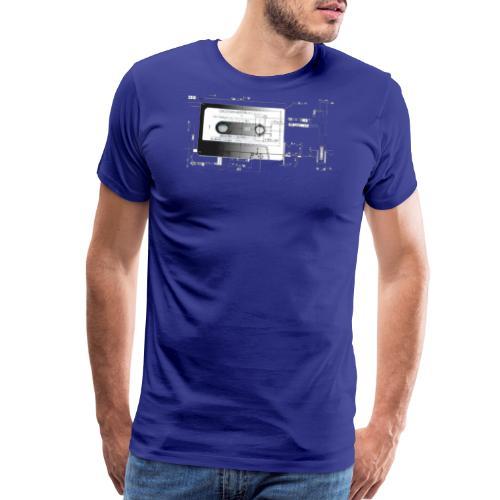 Funky Cassette - Men's Premium T-Shirt