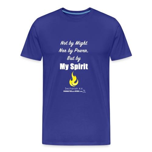 Par mon esprit - T-shirt premium pour hommes