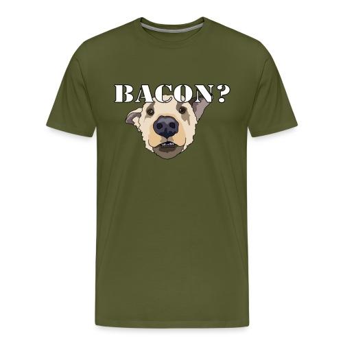 baconlarge - Men's Premium T-Shirt