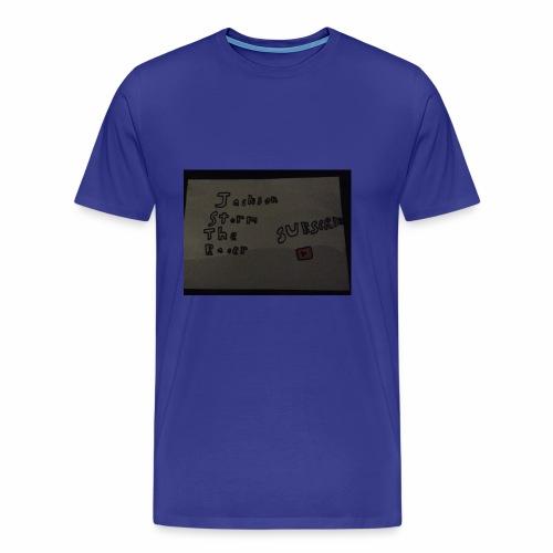 stormers merch - Men's Premium T-Shirt