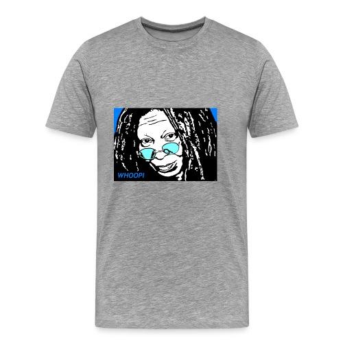 WHOOPI - Men's Premium T-Shirt