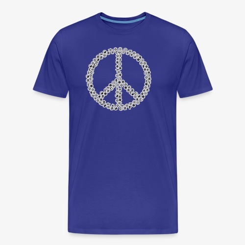 'Peace' of Mind - Men's Premium T-Shirt