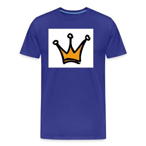 crown-1196222 - Men's Premium T-Shirt